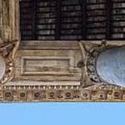 Pantheon Pillars 5 Art Print