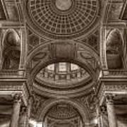 Pantheon Vault Art Print