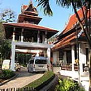 Panviman Chiang Mai Spa And Resort - Chiang Mai Thailand - 011384 Art Print