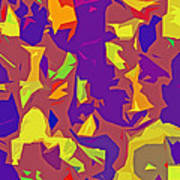 Paper Cuts Art Print