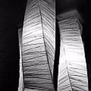 Paper Lampshades Art Print by Bob Wall