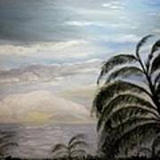 Paradise Sky Art Print