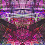 Parallel Universe 20130615 Art Print by Wingsdomain Art and Photography
