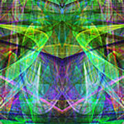 Parallel Universe Ap130511-22 Art Print by Wingsdomain Art and Photography