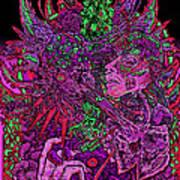 Parasitic Obstruction Art Print