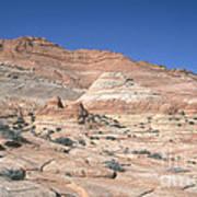 Paria Canyon-vermilion Cliffs Art Print