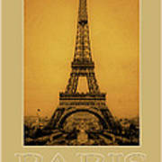 Paris 1889  Print by Andrew Fare