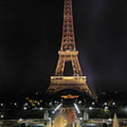 Paris: Eiffel Tower Art Print