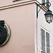 Parisian Corner Art Print
