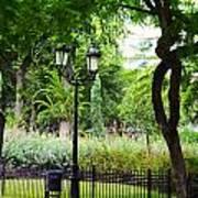 Park And Gardens Art Print