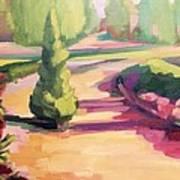Park Atocha Art Print