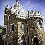 Park Guell - Barcelona - Spain Art Print
