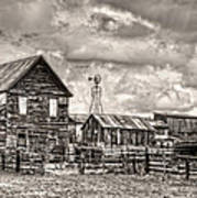 Parker Homestead Print by Ken Smith