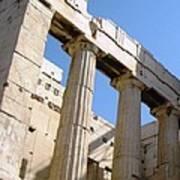 Parthenon 3 Art Print