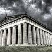 Parthenon Of Nashville Art Print