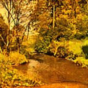 Passage Down The River Art Print