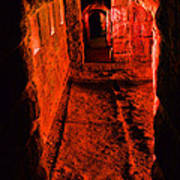 Passage To Hell Art Print