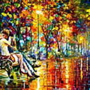 Passion Evening -  New Art Print