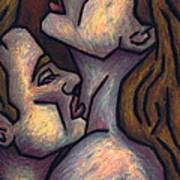Passion Art Print by Kamil Swiatek
