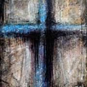 Passion Of The Cross Art Print