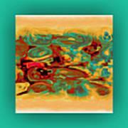 Pastel 5 Art Print