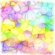 Pastel Abstract Patterns IIi Art Print