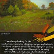 Pastel Journal Art Print