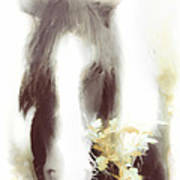Pastel Pony Art Print