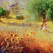 Pastelero Spain Art Print