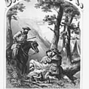 Patent Medicine, 1861 Art Print