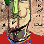Pathological Gambling Art Print