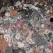 Patina On Wall Art Print