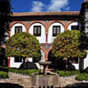 Patio Del Museo Cordobes De Bellas Art Print