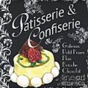 Patisserie And Confiserie Art Print
