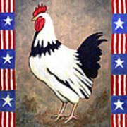 Patrick Patriotic Art Print