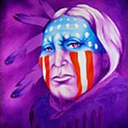 Patriot Art Print