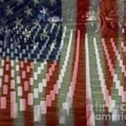 Patriotism Art Print