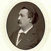 Paul Gustave Dor� (1833-1883) Art Print