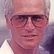 Paul Newman 1925 - 2008 Art Print
