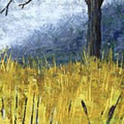 Pauls Tree Art Print