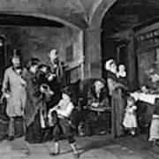 Pawn Shop, 1874 Art Print