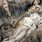 Pd.20-1950 Christs Troubled Sleep Art Print