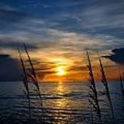 God Is The Sun Art Print