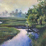 Peace Like A River Art Print