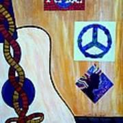 Peace - Music Art Print