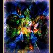 Peace Series Xvii Art Print
