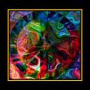 Peace Series Xxi Art Print