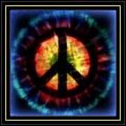 Peace Series Xxiii Art Print