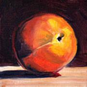 Peach 1 Art Print