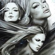 Pearl Passions Art Print